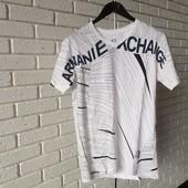 Мужская футболка белая L