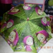 Зонтик с Машей на 2-5 лет