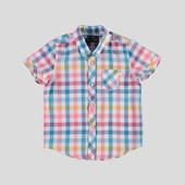 16-45 LCW 6-7 лет (рост 116-122) Рубашка для мальчика / одежда Турция / Сорочка дитяча