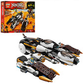 Конструктор «Ninjago транспорт» 06038 Lepin, 1167 дет