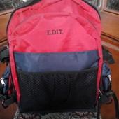Рюкзак Carlton E.D.I.T., б/у, 42 х34х 15, в отличном состоян