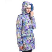 Демисезонная куртка kiko для девочки 134-164