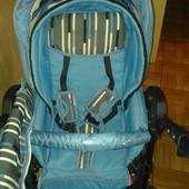Продам коляску Anmar Hilux 2 в 1