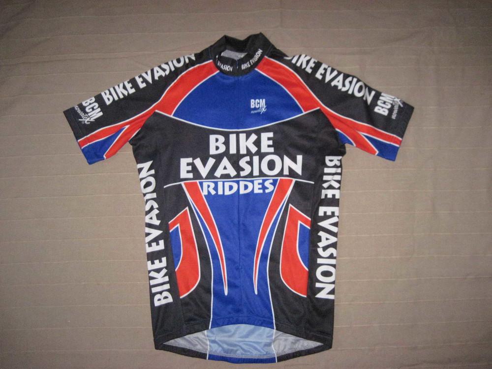 BCM Nowatex (S) велофутболка джерси мужская фото №1