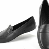 Туфли/мокасины женские ЭВА  черные.  39