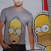 Футболка Simpsons р.М(48-50)