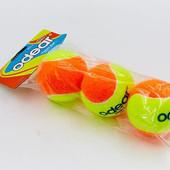 Мяч для большого тенниса Odear T966: 3 мяча в комплекте