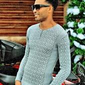 Мужской свитер 2 цв.  к1233