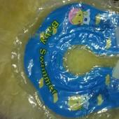 Продам б/у деткий круг фирми Baby Svimmer в очень хорошем состоянии