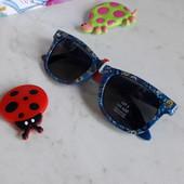 Брендовые солнцезащитные очки Cat 4-6 лет