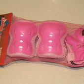 Детская защита для катания на роликах S Babyhit Китай розовый 12115423