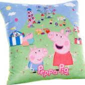 Детская подушка с героями мультфильма Свинка Пеппа , Peppa Pig