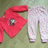 флісова піжама прімарк 2-3 роки