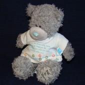 Мишка Teddy 14 см сидя