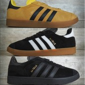 Кроссовки Adidas gazelle Triple, р. 42-45, код mvvk-1152