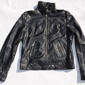 Улетная новая куртка эко кожа XL