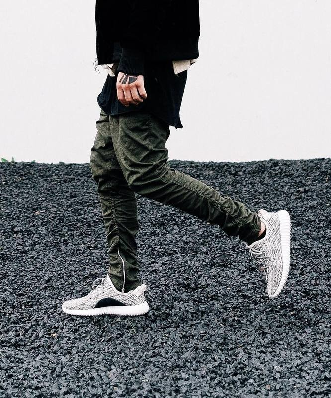 Хлопковые хип хоп брюки фото №1