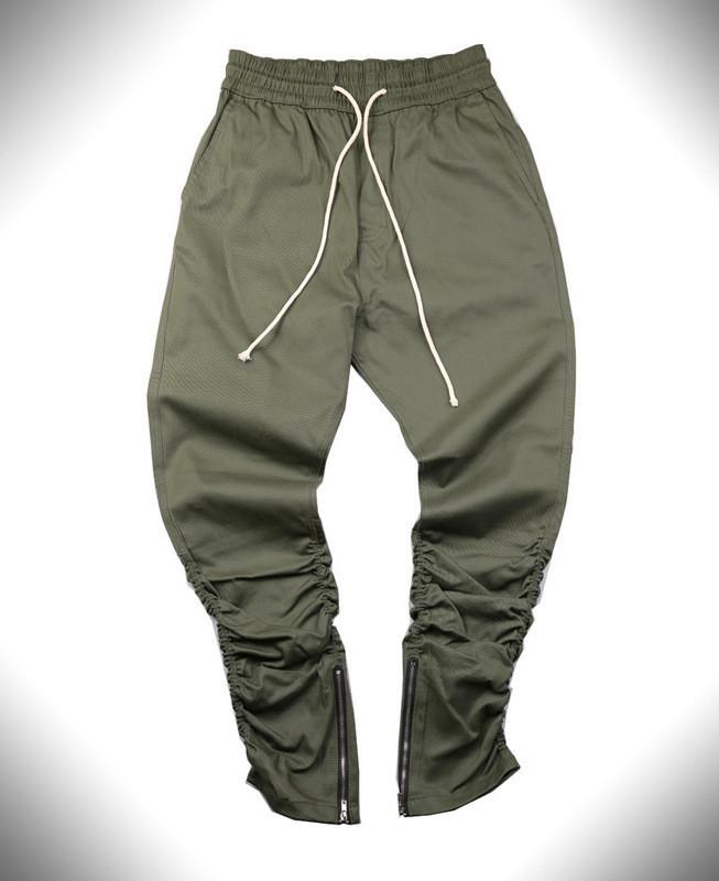 Хлопковые хип хоп брюки фото №2