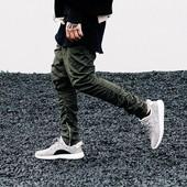 Хлопковые хип хоп брюки