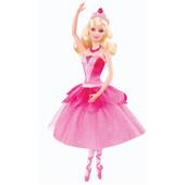 "Прима-балерина из м/ф ""Барби: Розовые туфельки"". Mattel"