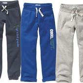 синие теплые штаны на байке.Pepperts/Германия.122-128