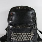 Стильный рюкзак из кож зама 01 (1