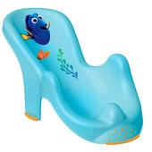 Анатомическая подставка в ванночку 'Dory' Okt w8058 Польша голубой 12123056