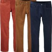 синие мужские вельветовые штаны.Livergy/Германия.46