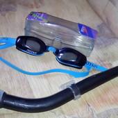 Очки трубка для плаванья