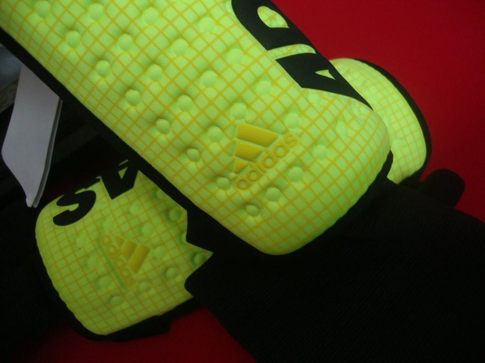 Защита футбольная adidas оригинал размер l фото №9