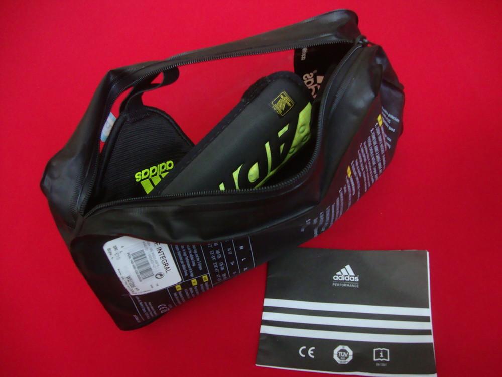 Защита футбольная adidas оригинал размер l фото №10