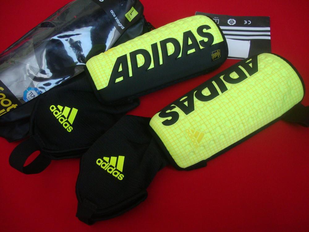 Защита футбольная adidas оригинал размер l фото №5