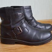 Ботинки Geox amphibiox, кожа 43-44р.