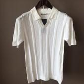 Мужская футболка белая S