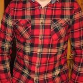 Стильная фирменная рубашка байк бренд Easy.л .