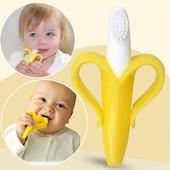Прорезыватель Банан для деток от 3 мес