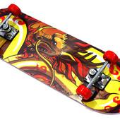 Скейт детский Tilly bt-ysb-0001 колеса ПВХ