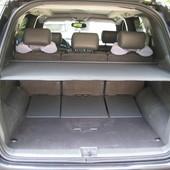 Шторка багажника Mercedes ML W163