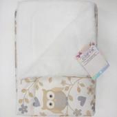Плед-одеяло-конверт в коляску,кроватку