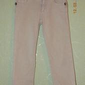 Вельветовые штаники Zara Kids на рост 98см.