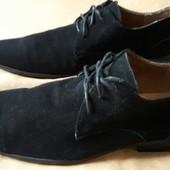 Замшевые туфли By ellos р.43-29.5см.