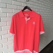 Мужская футболка коралловая 4XL