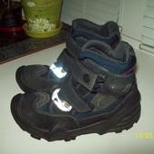 Демисезонные ботинки по стельке 17 см