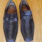 Туфлі розмір 7/41 стелька 27,2см Hogl
