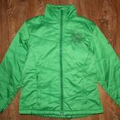Яркая демисезонная куртка Columbia.Размер S-M.Оригинал.