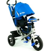 Велосипед трехколесный Надувка + Фара Best Trike 06588-В