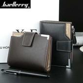 Кошелек Baellerry Business Mini коричневый