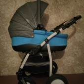 Продам коляскуZipy 2в1 в хорошем состоянии
