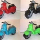 Беговел мотоцикл Орион 502, расцветки в ассортименте (новинка розовый)