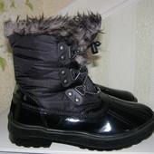 Зимние ботинки Aldo 38размер стелька 24.5см